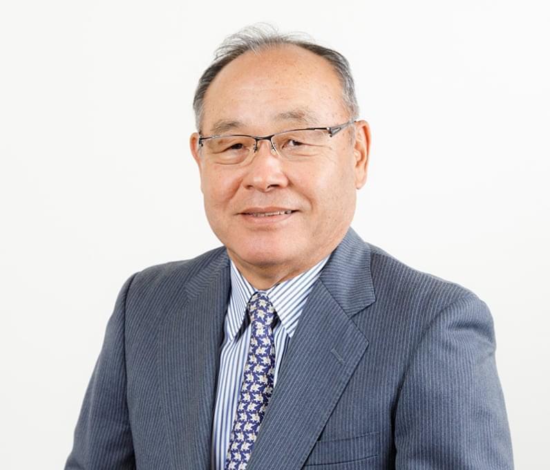 代表取締役社長 坪川 篤
