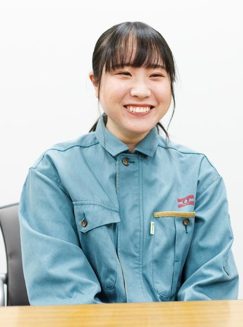 鮮冷部第1課 / 廣瀬 文香